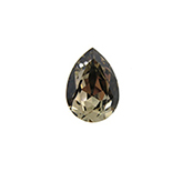 Swarovski puntsteen 4320 Drop 8x6mm Greige