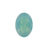 Swarovski puntsteen 4120 oval 14x10mm Pacific Opal