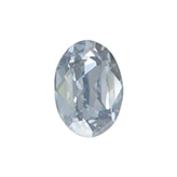 Swarovski puntsteen 4120 Oval 14x10mm Crystal Blue Shade