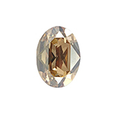 Swarovski puntsteen 4120 Oval 14x10mm Crystal Golden Shadow