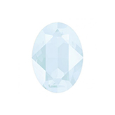 Swarovski puntsteen 4120 Oval 14x10mm Crystal Powder Blue
