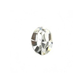 Swarovski puntsteen 4120 Oval 8x6mm Crystal